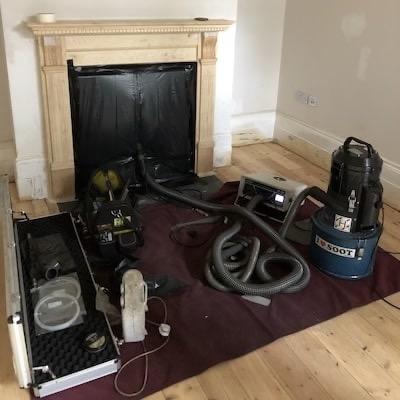 Level 2 Chimney Inspection