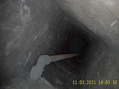 Pipes in CHimney